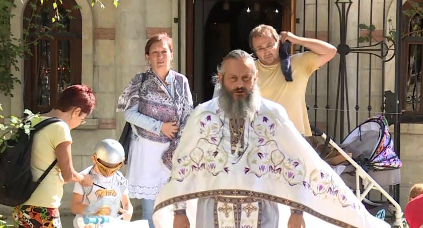 """Отец Михаил от храм """"Св. ап. Андрей Първозвани"""""""