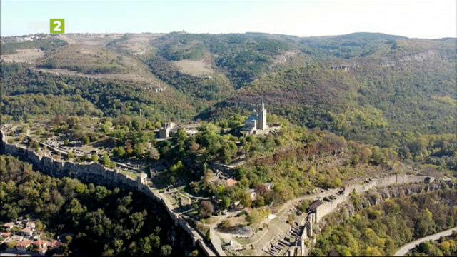 Крепостта Царевец във Велико Търново