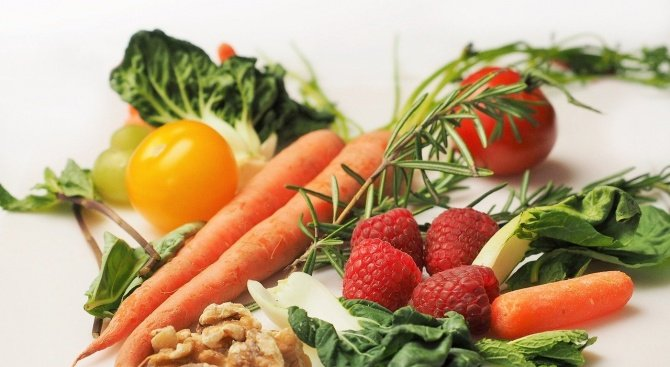 В търсене на нови хранителни продукти, полезни за възрастните хора