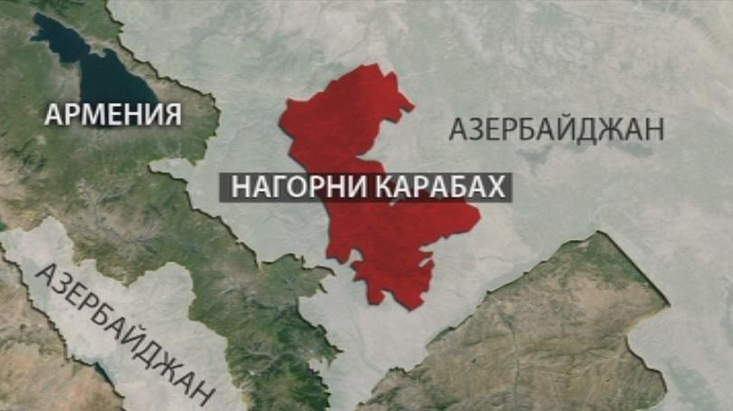 Руски миротворци гарантират примирието между Армения и Азербайджан