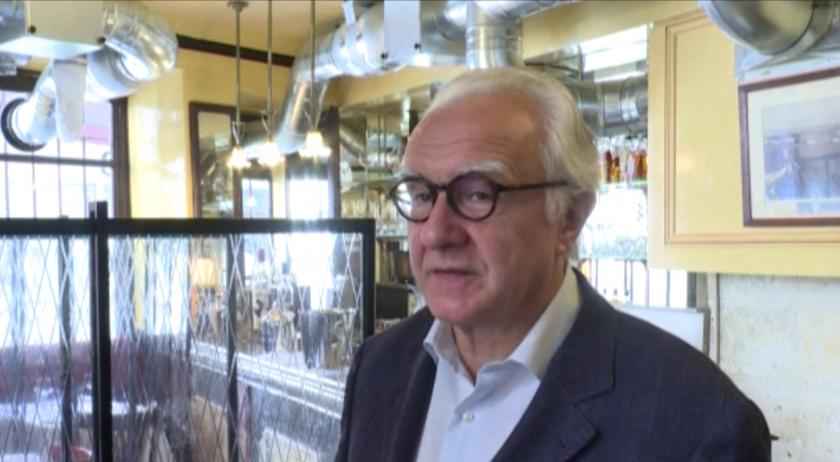 Най-известният френски готвач Ален Дюкас разкрива тайната за успешен бизнес в криза