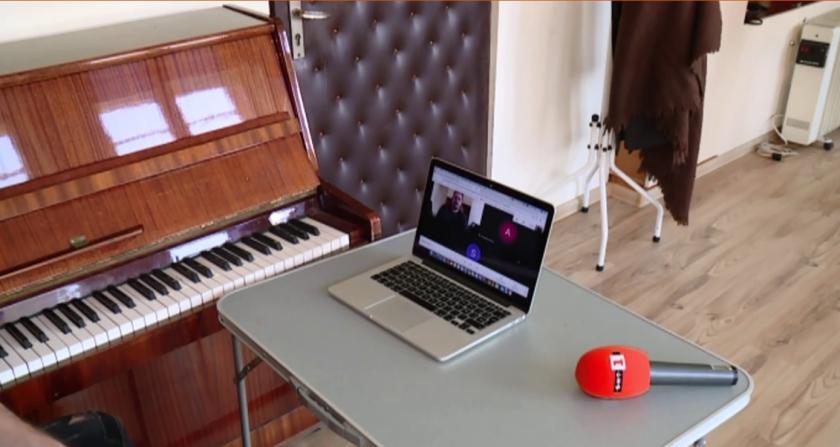 Младите музиканти и онлайн образованието