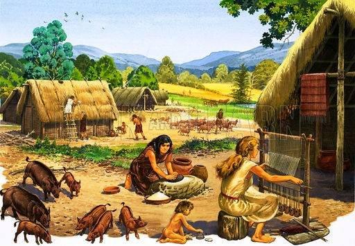 Културата на Неолита - на Юг от Стара планина