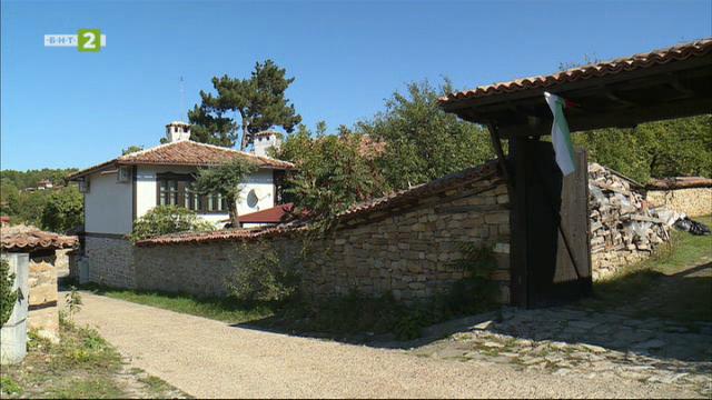 Село Арбанаси край Велико Търново
