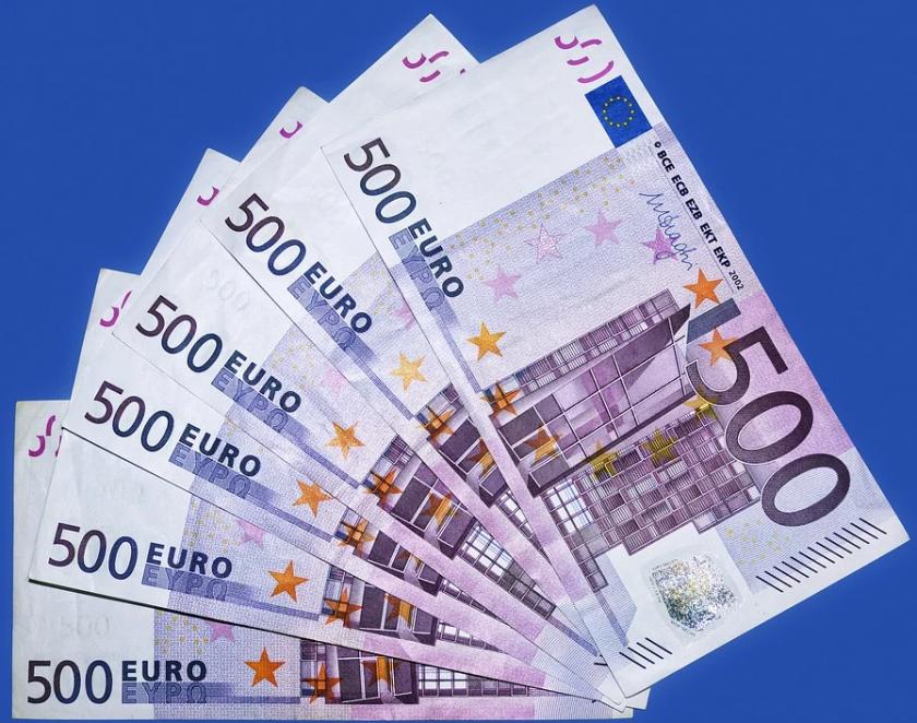 Парите на Европа