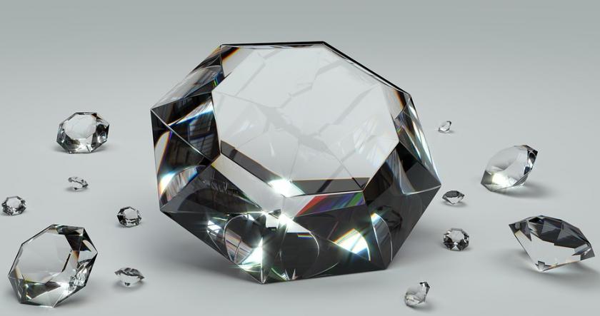 Как можем да получим диаманти от въздуха?