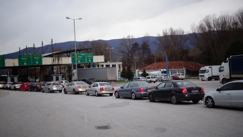 Covid-19: Rapid tests required for those entering Greece through Kulata-Promachonas border checkpoint with Bulgaria