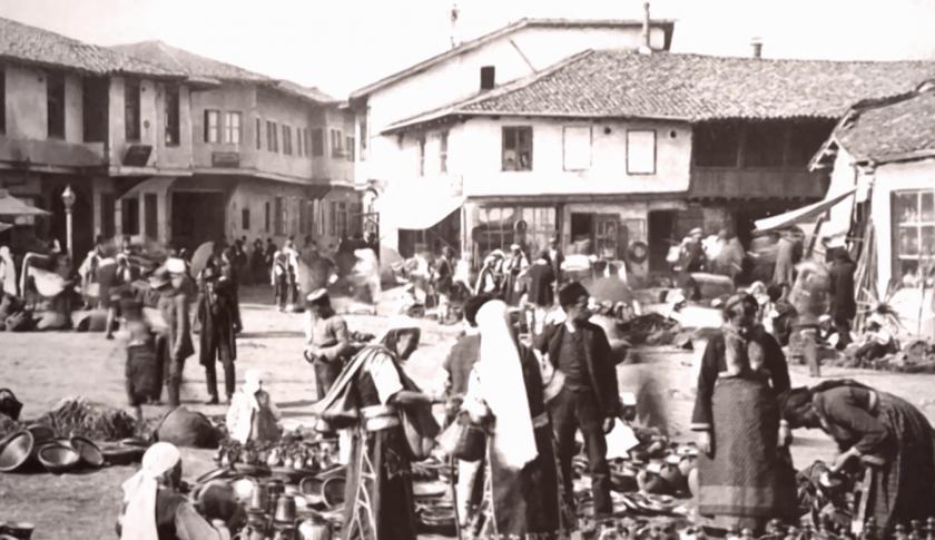 Как са изглеждали родните пазари в миналото?