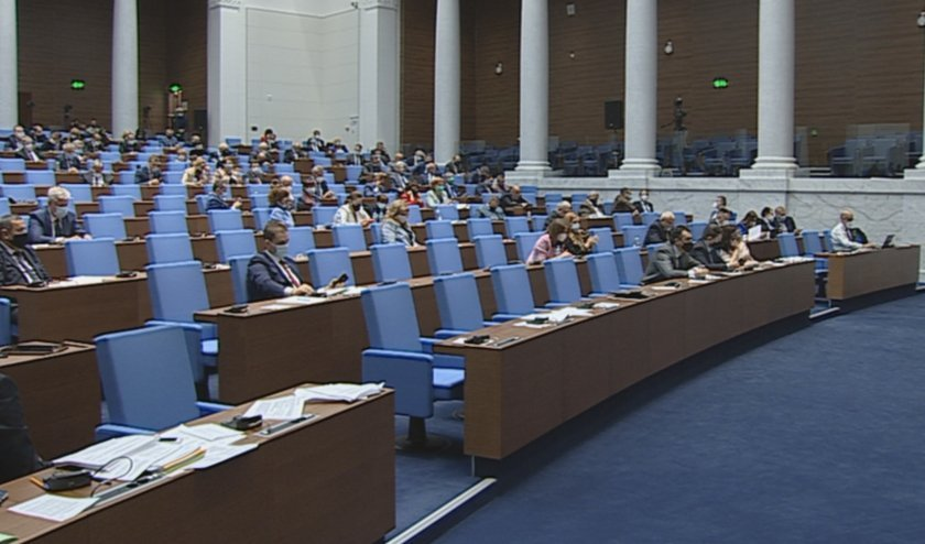 Парламентът прие бюджета за 2021 година – какви са приоритетите