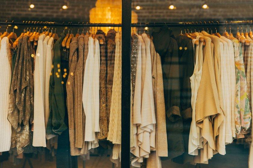 Нови символи върху етикетите за дрехи