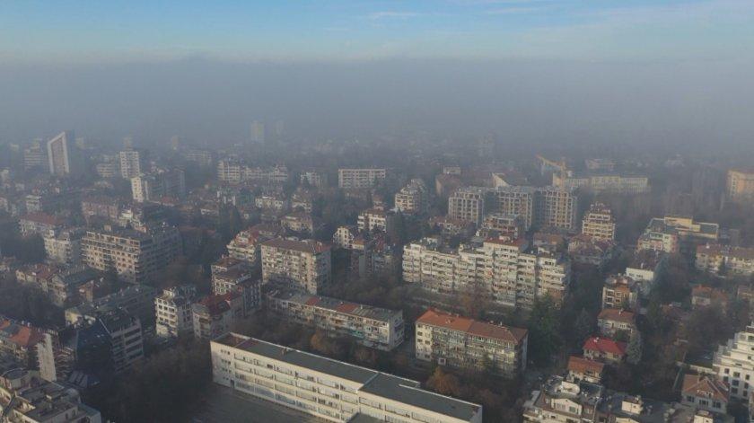 Опасно мръсен ли е въздухът, който дишаме в София?