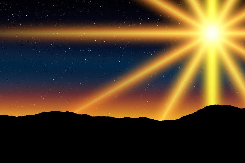 Големият астрономически съвпад на Сатурн и Юпитер. Нова Витлеемска звезда?