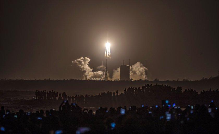 Китайската мисия до Луната