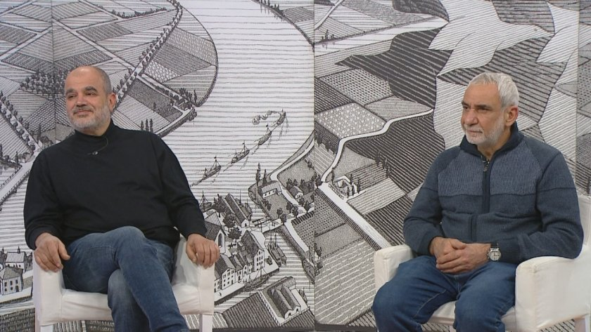 Изложба икони на Атанас Атанасов и Станимир Желев