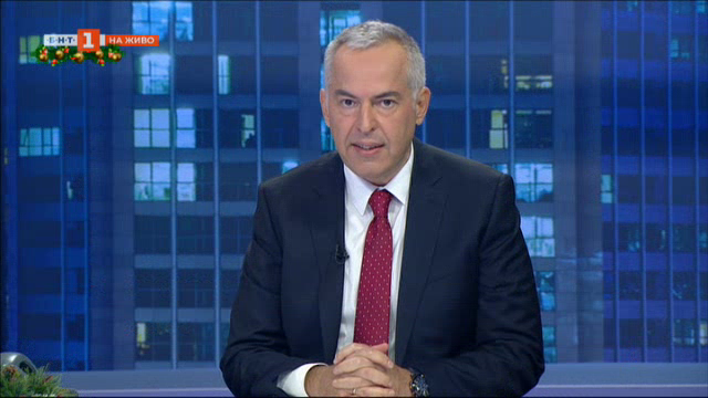 Власт и кризи – вицепремиерът Томислав Дончев