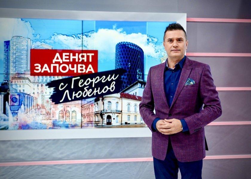 Красимир Каракачанов, Иван Гарелов и Тервел Пулев в неделното утро