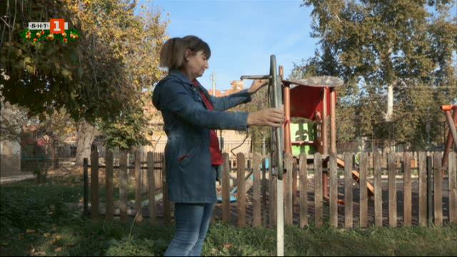 Йорданка Велчева, която мечтае да направи детска градина за малките ромчета от Петревене