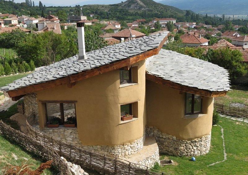 Къща от глина - мода или зелена алтернатива