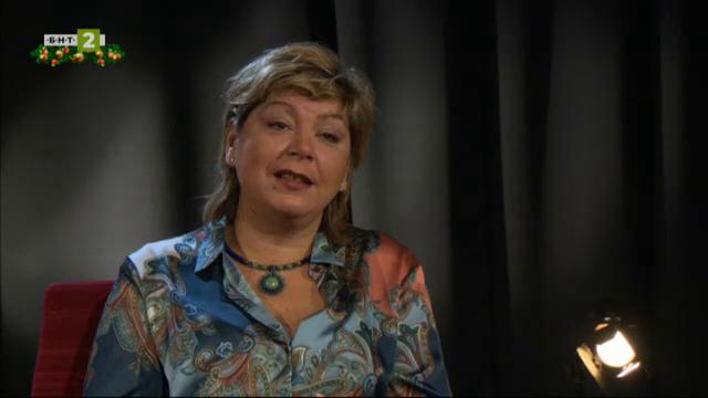 Нина Найденова – директор на Държавната опера в Пловдив