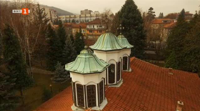 Кюстендилската духовна околия. Архимандрит Исаак