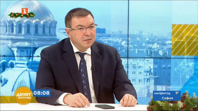В годината на COVID-19 – равносметката на министър Костадин Ангелов