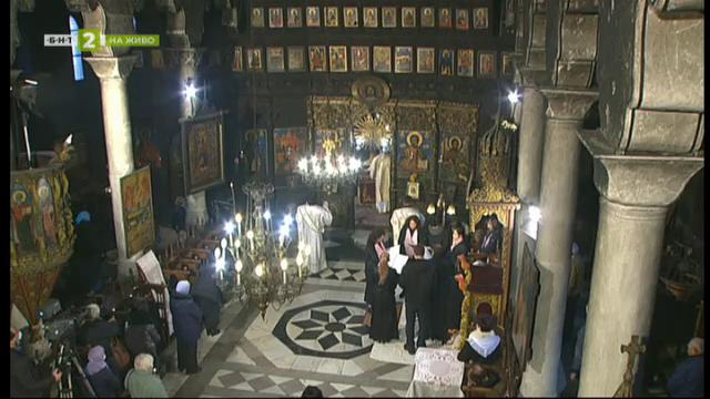 Неделна литургия - 15.11.2020