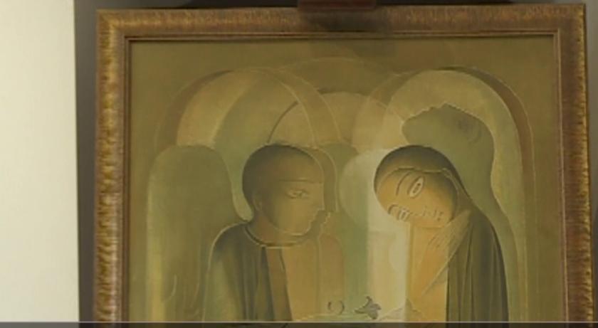 Иконографските и живописни традиции на Богоявление