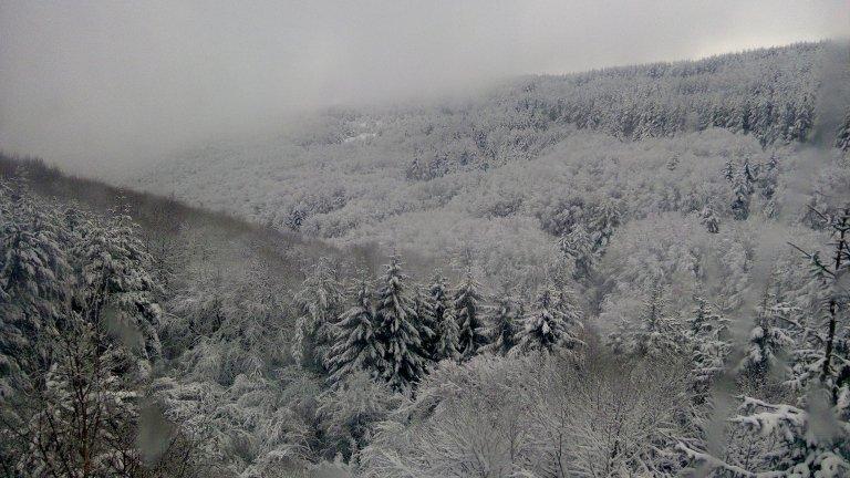 Как да се подготвим за преход в планината през зимата
