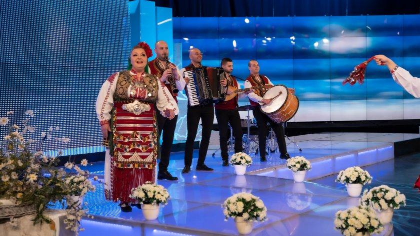 Юбилей на певицата Стойка Германова