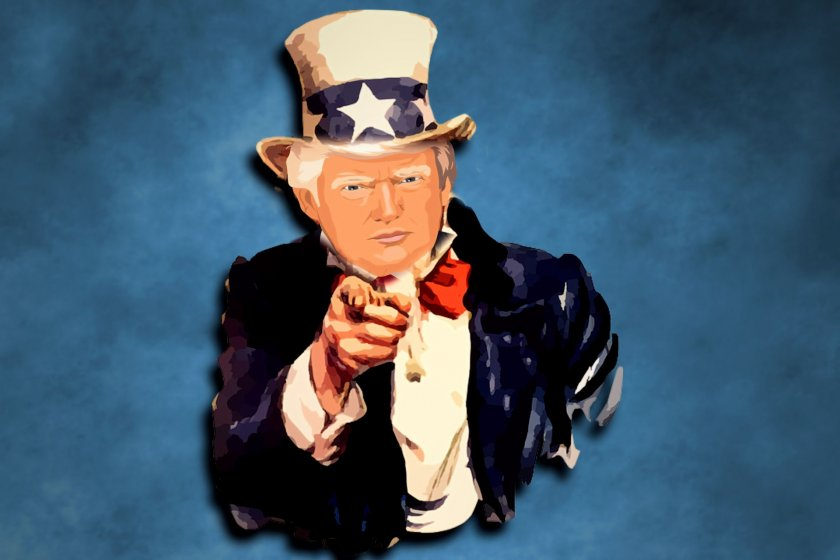 Политиката и хуморът: образът на Доналд Тръмп в масовата култура