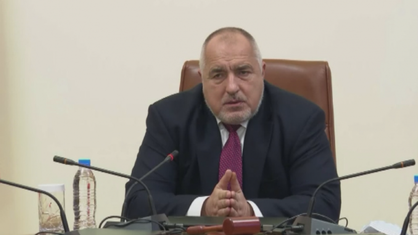 Council of Ministers held extraordinary meeting about the harsh weather situation in parts of Bulgaria