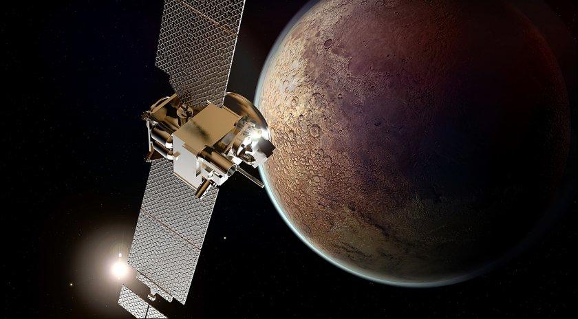 Фантастика ли е създаването на човешка база на Марс?