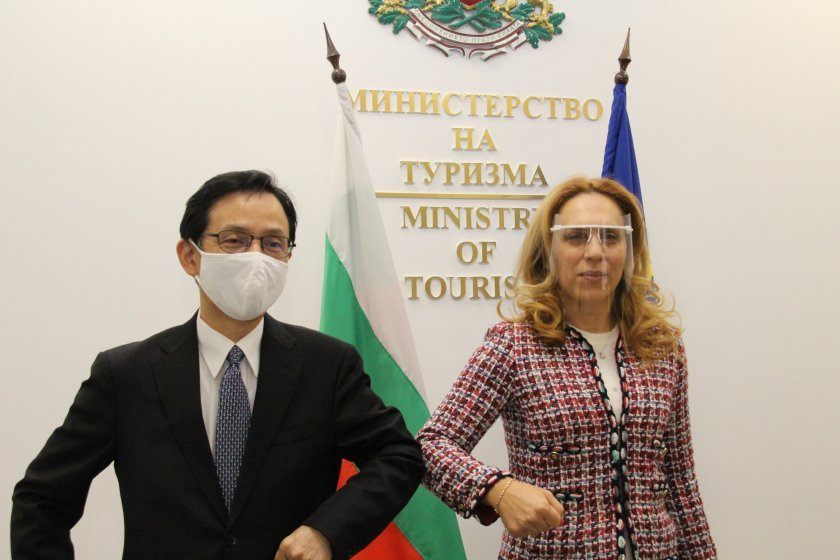 Tourism remains a priority in the relations between Bulgaria and Japan