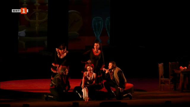 Артистите на Варненската опера през новата година