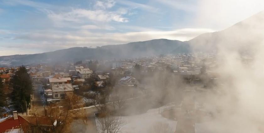 Кой български град е наречен Исландия на Балканите
