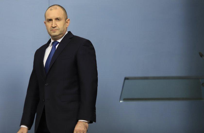 Bulgaria's President Radev vetoes amendments to Penal Procedure Code