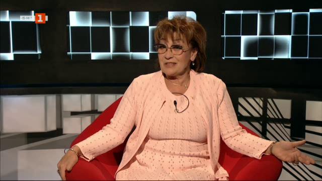 """Ева Найденова в """"БНТ на 60"""""""