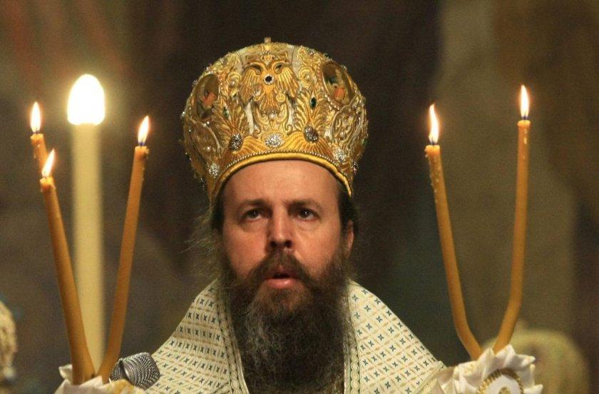 """Неврокопският владика Серафим - гост в """"Религията днес"""""""