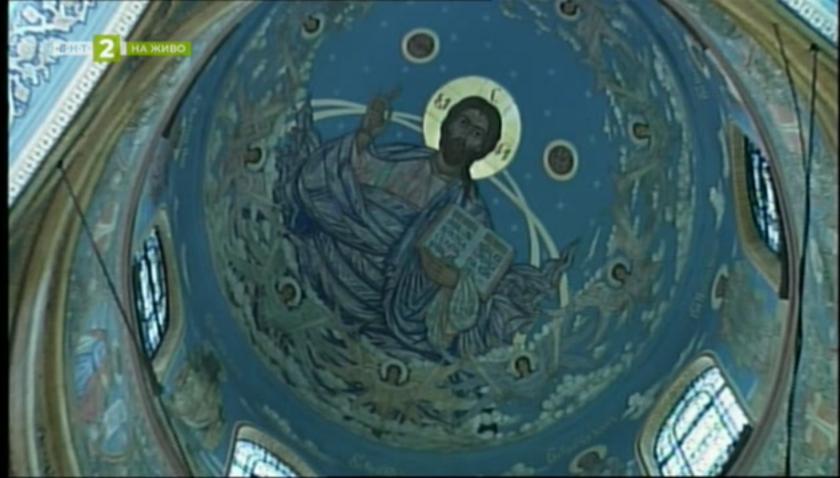 Неделна литургия - 07.02.2021