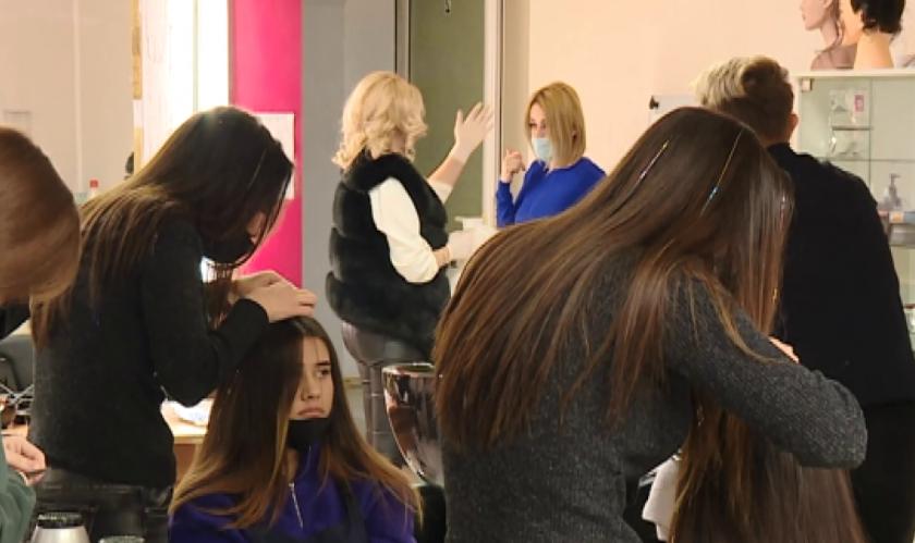 Как се отрази обучението вкъщи на бъдещите фризьори, козметици и дизайнери