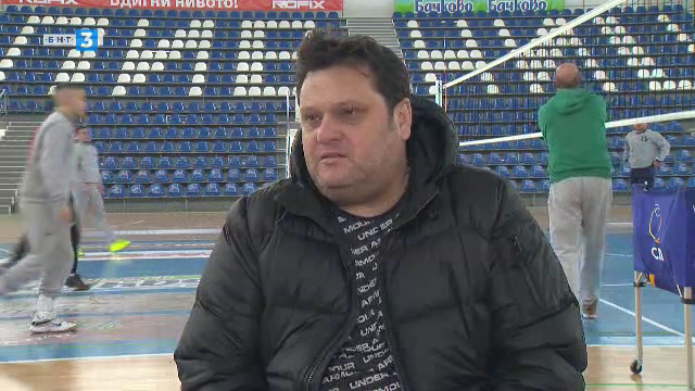 Мартин Стоев - волейбол
