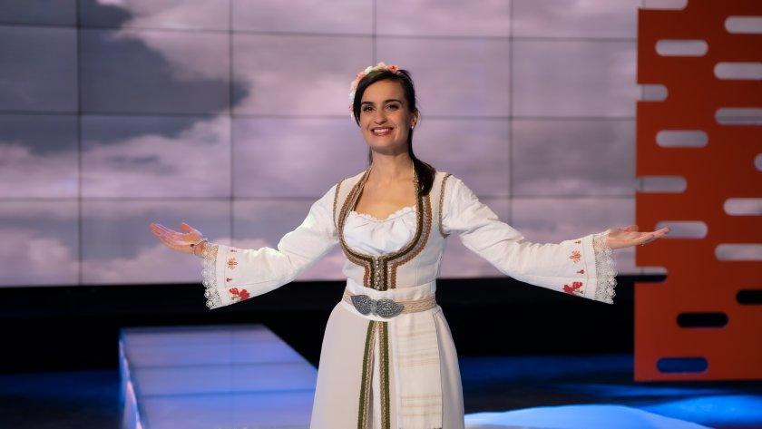"""Младата граовска певица Валерия Момчилова - гост в """"Откакто свят светува"""""""