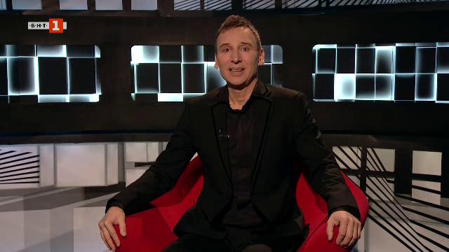 """Виктор Калев - гост в """"БНТ на 60"""""""