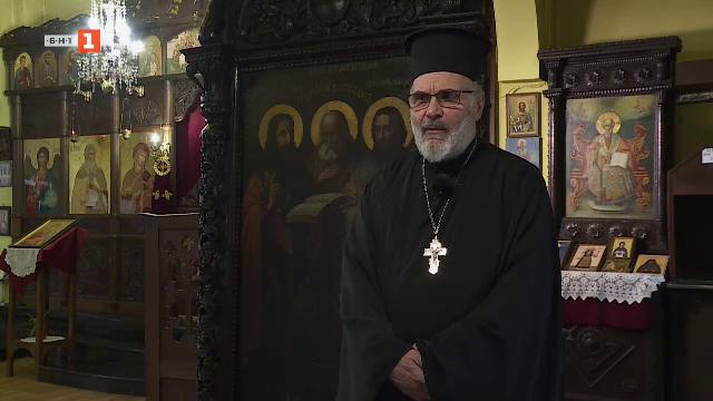 Свещеник Петко Минчев от гр. Варна