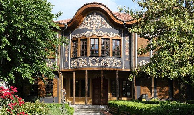 Къща в Стария град поема част от фонда на Етнографския музей в Пловдив