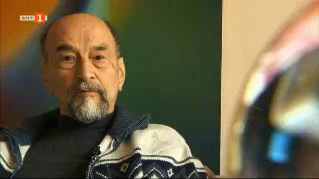 Скулпторът Спас Мавров - увлекателен разказвач на истории за света на духовното