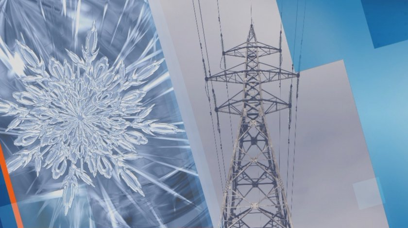 Electricity consumption in Bulgaria peaked at weekend due to cold weather