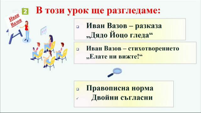Матурата на фокус: Урок №12 - БЕЛ