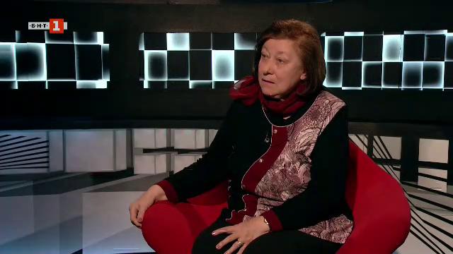"""Тонрежисьорът Трендафилка Немска - гост в """"БНТ на 60"""""""