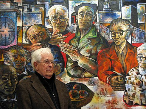 90 години от рождението на художника Христо Стефанов